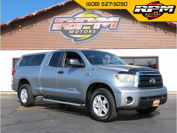 2010 Toyota Tundra SR5 Double Cab 4x4 - 1 Owner