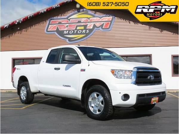2012 Toyota Tundra TRD Off-Road - Loaded - Low Miles