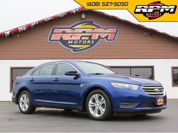 2014 Ford Taurus SEL - 1 Owner - Backup Camera