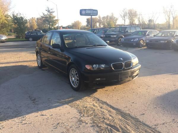 2004 BMW 325i 5 spd Manual Transmission