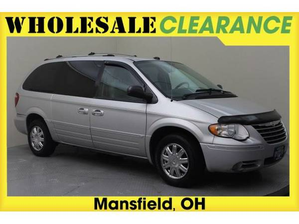 2005 *Chrysler Town & Country* Limited - 14457MAX - (Bright Silver...