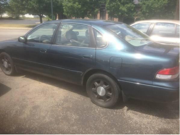 1996 toyota avalon 13700 miles $1700