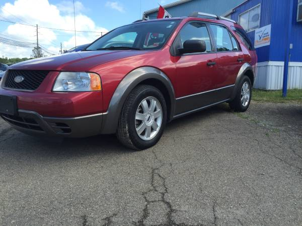 Guaranteed Credit Approval-- 2005 Ford Freestyle