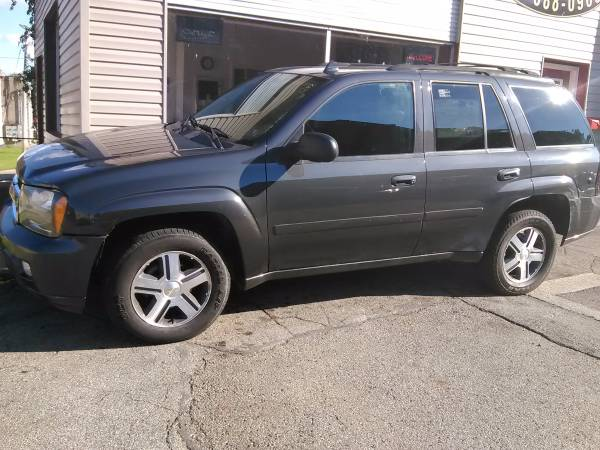 07 Chevy Trailblazer LS 4x4 * Loaded * 189k miles *