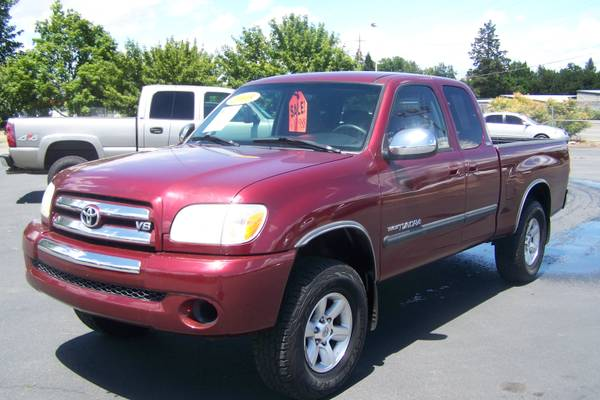 2005 Toyota Tundra Four Door SR5 90 DAY WARRANTY! (102,xxx Miles)