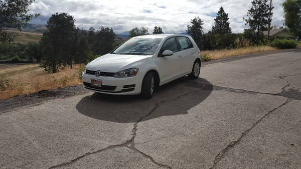 2015 Volkswagen Gold TDI Diesel
