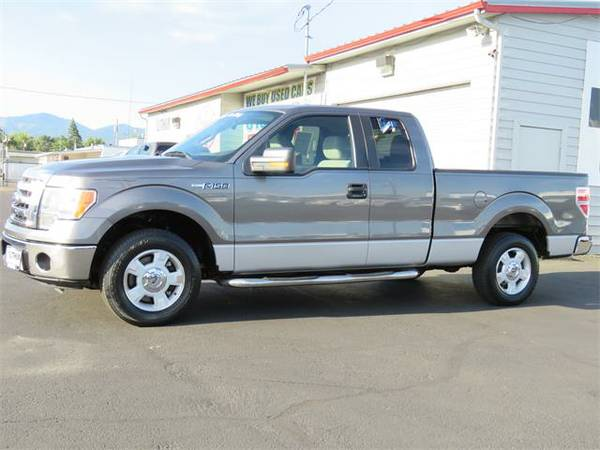 Stock 324631V 2010 Ford F-150 Extended Cab Pickup - Contact Dealer