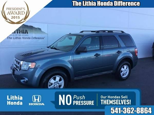 Used 2011 FORD ESCAPE AUTOMATIC (1FMCU0D71BKB34026)