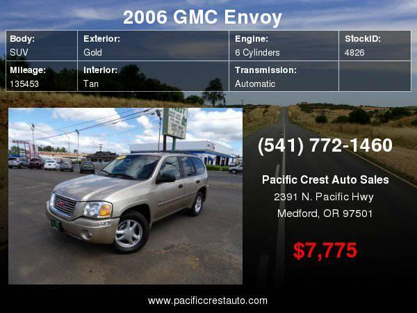 2006 GMC Envoy 4WD SLE