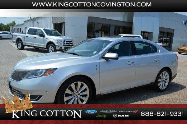 2013 *LINCOLN* *MKS* EcoBoost -BAD CREDIT NO PROBLEM!