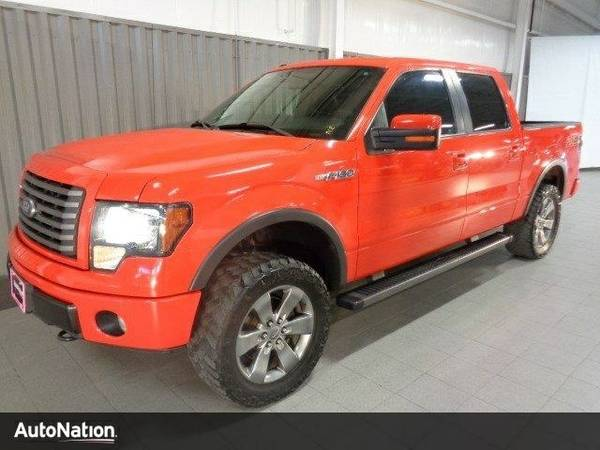 2012 Ford F-150 FX4 SKU:CFB83336 Ford F-150 FX4 SuperCrew Cab