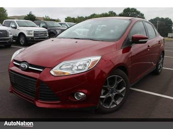 2014 Ford Focus SE SKU:EL120108 Ford Focus SE Sedan