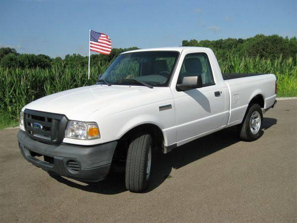 2011 *Ford* *Ranger* *XL* *Reg* *Cab* -BANK FINANCING AVAILABLE