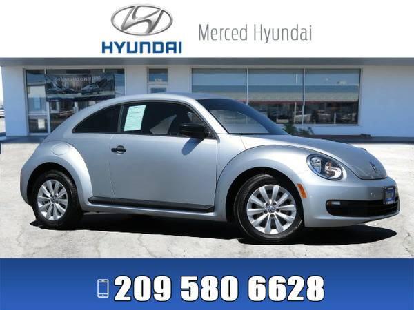 *2013* *Volkswagen VW Beetle* ** *Silver*