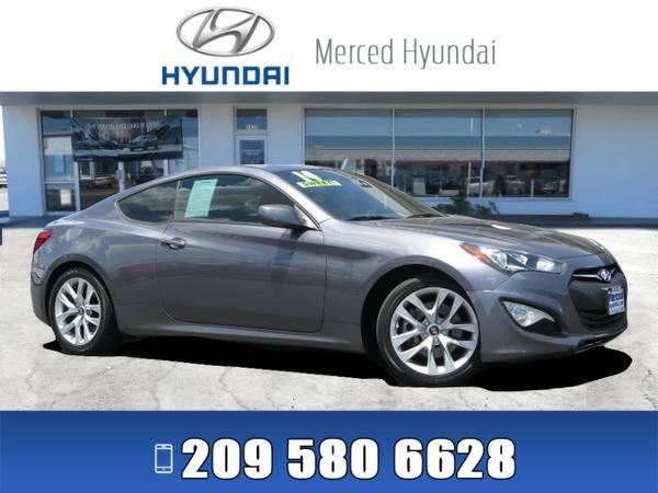 *2014* *Hyundai Genesis* ** *Gray*