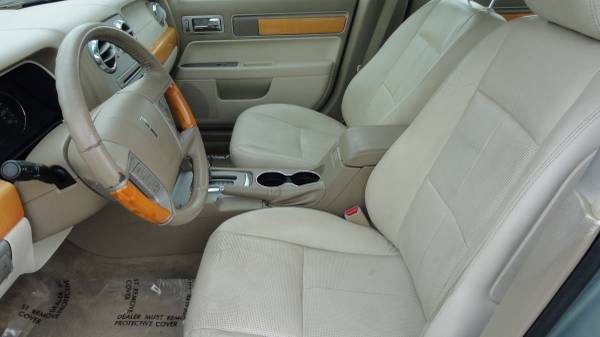 2008 Lincoln MKZ - super nice! LEATHER INTERIOR !