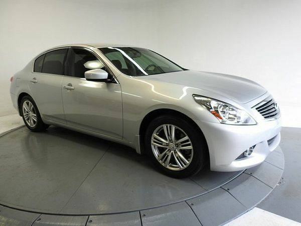 2013 *Infiniti* *G37* 4d Sedan Journey -$500-$1000 Down..CALL/TEXT...