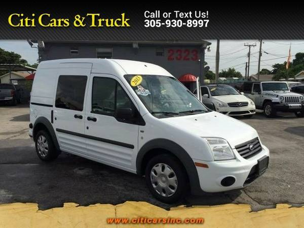 2013 Ford Transit Connect Van XLT Van Transit Connect Van Ford