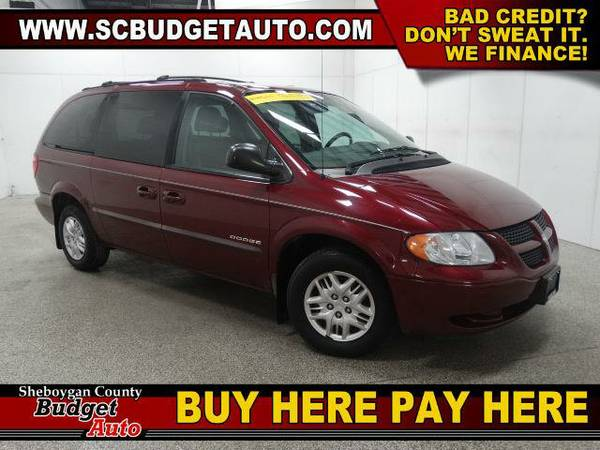 2001 *Dodge Grand Caravan* Sport-FWD BUY HERE and PAY HERE!