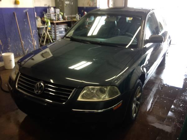 2004 1Owner Volkswagen Passat GLS Serviced,Leather,Runs Great STick,