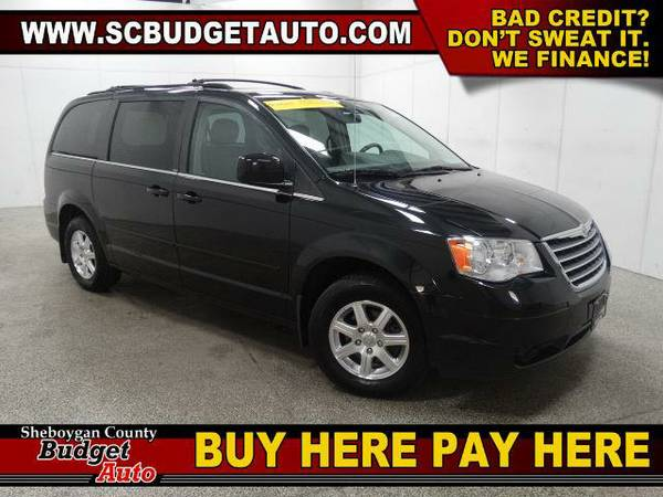 2008 *Chrysler Town & Country* Touring-FWD BUY HERE and PAY HERE!