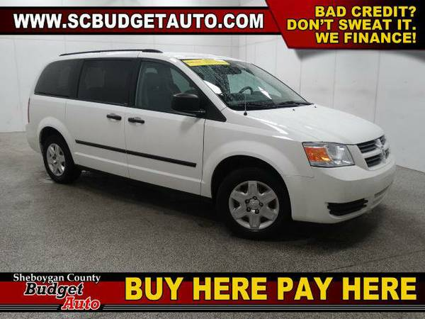 2008 *Dodge Grand Caravan* SE-FWD BUY HERE and PAY HERE!