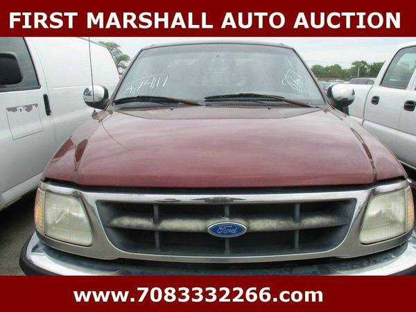 1997 Ford F-150 Base 3dr Extended Cab LB - First Marshall Auto Auction