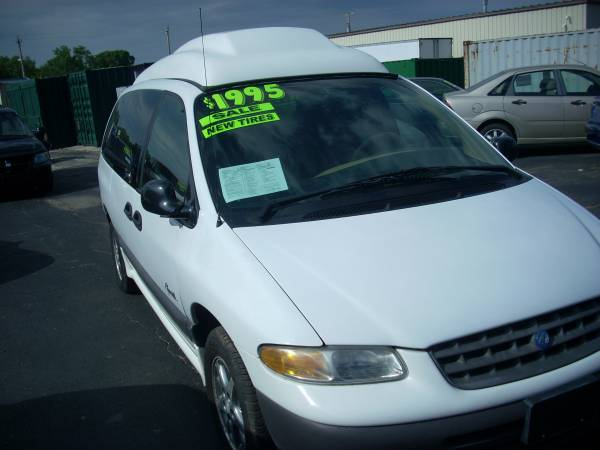 1996 Plymouth Grand Caravan SE Turtle Top
