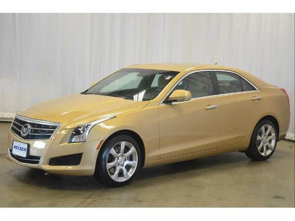 2013 *Cadillac ATS* 3.6L Luxury West Bend