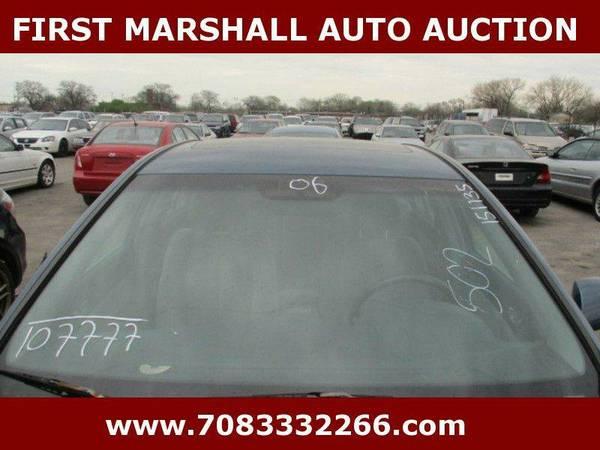 2006 Hyundai Sonata LX 4dr Sedan - First Marshall Auto Auction