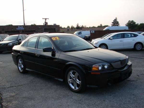 2002 Lincoln LS V8 LSE