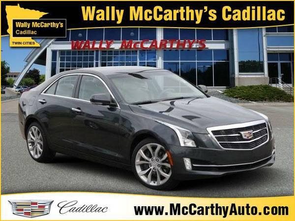 2015 Cadillac ATS Sedan Premium AWD
