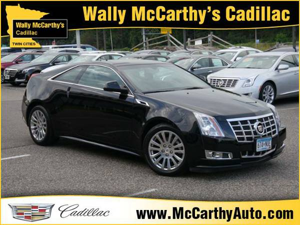 2013 Cadillac CTS Coupe Premium