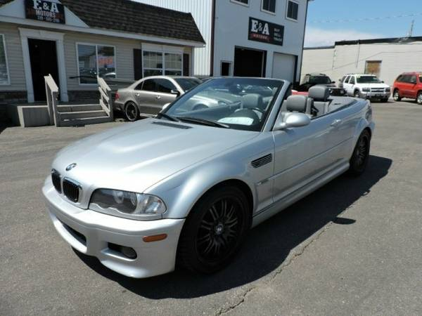 2003 BMW 3 Series M3 2dr Convertible **PRICE IS ONLY FOR THIS WEEK***
