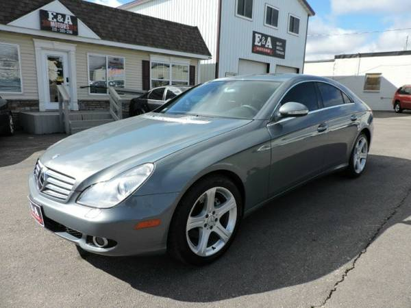 2006 Mercedes-Benz CLS-500 *Only 54k* FREE 1 YEAR WARRANTY