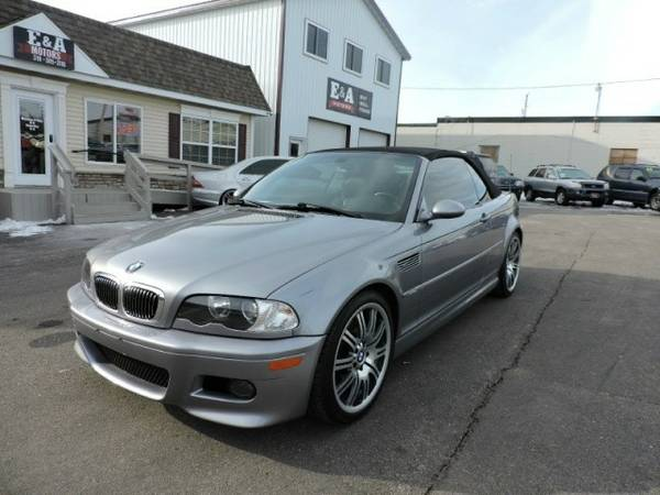 2004 BMW M3 Convertible *Only 62k*
