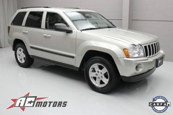 2007 *Jeep* *Grand* *Cherokee* Laredo