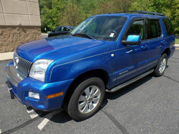 2010 *Mercury* *Mountaineer* Luxury 4.0L AWD