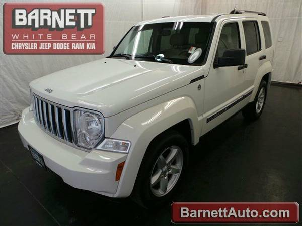 2010 Jeep Liberty Sport Utility Limited