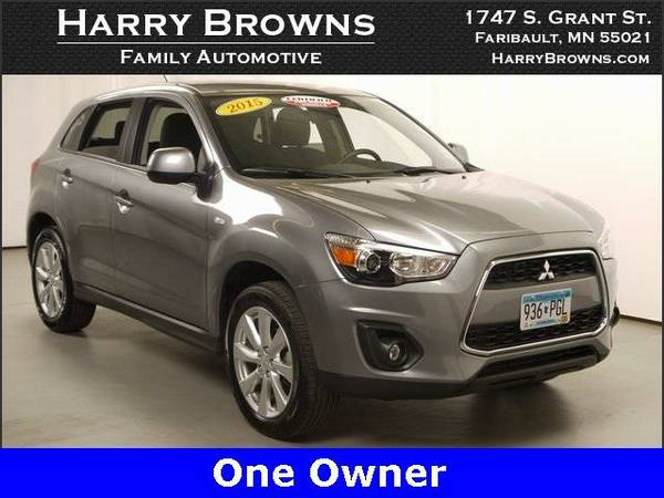 2015 *Mitsubishi Outlander Sport* ES - GOOD OR BAD CREDIT!