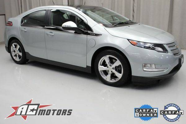 2011 *Chevrolet* *Volt* Base