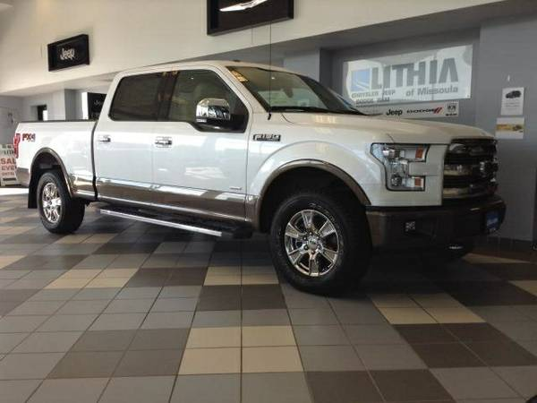 Stock 33336 2015 FORD F150