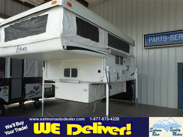 Stock 15886A2 PALOMINO 2011 1200 CAMPER 8FT POP UP CAMP 1 miles only