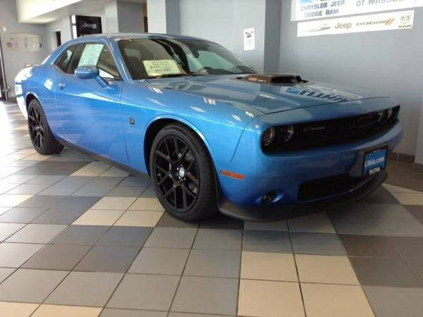 2015 Stock 33291 DODGE CHALLENGER SCAT PACK