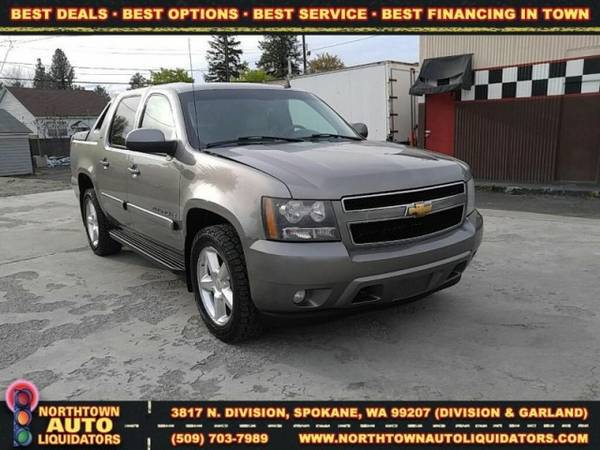2007 Chevrolet Avalanche 4WD Crew Cab 130 LS