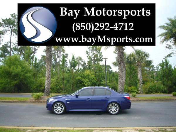 2006 BMW M5 Sport Sedan - S85 V10/507hp - Sport/Premium/Navi/L7/HUD