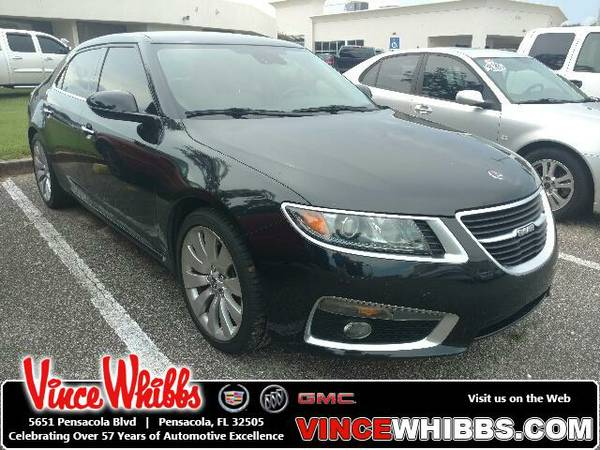 2010 Saab 9-5 4dr Car 4dr Sdn Aero low 52,223 miles