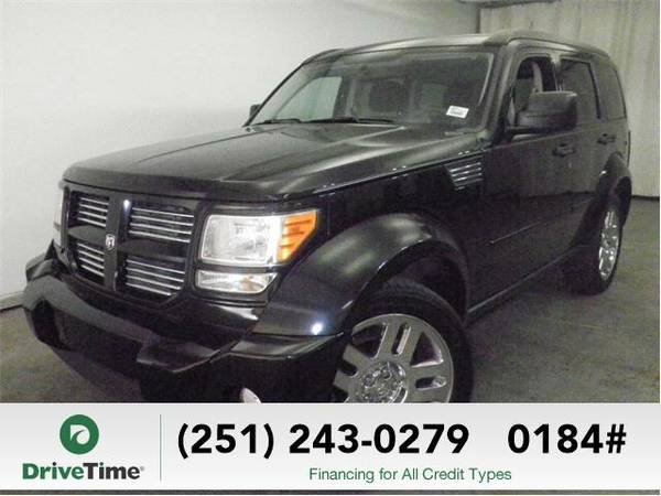 Beautiful 2011 *Dodge Nitro* Heat (BLACK) - Clean Title