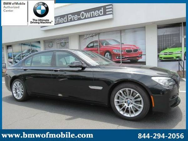 2013 BMW 7 Series - *JUST ARRIVED!*