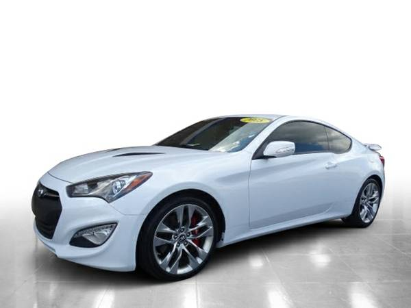 2015 Hyundai Genesis Coupe 2D Coupe 3.8 Ultimate